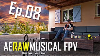 FPV FREESTYLE AT HOME ???? AERAWMUSICAL EP.08 ???? Ghost Town · Layto & Neoni