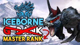 Monster Hunter World Iceborne will Not Have G-Rank But MASTER-RANK Will Take Its Place INSTEAD