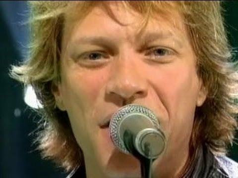 Bon Jovi - It's My Life (слова песни в субтитрах)