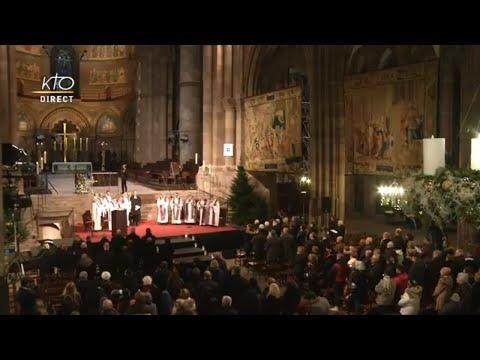 Veillée de prière pour les victimes de l'attentat de Strasbourg
