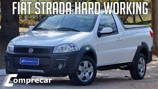 Avaliação: Fiat Strada Hard Working