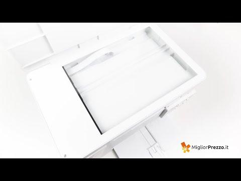 Stampante multifunzione HP LaserJet Pro M26a Video Recensione