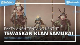Fakta Aneh Tentang Kentut, Sebabkan Pembunuhan hingga Jatuhnya Klan Samurai di Jepang