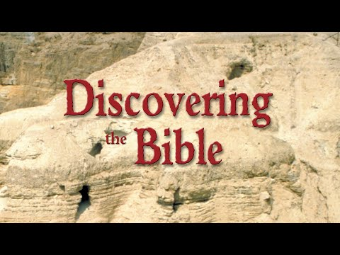 Discovering the Bible  with PDF Curriculum DVD movie- trailer