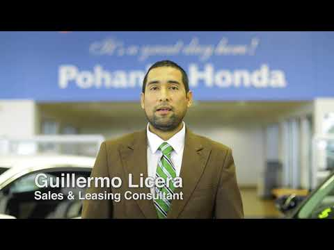 Sales & Leasing Consultant Guillermo Licera