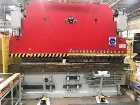 CNC hydraulický ohraňovací lis EHT EHPS 11-35 1991