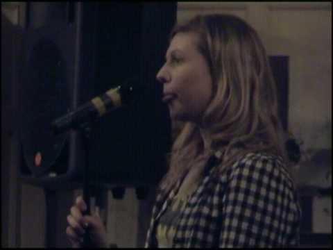 """Will You Still Love Me Tomorrow"" - Kate Henderson [rehersal]"