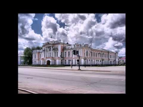Достопримечательности Уральска. - Sights of Uralsk.
