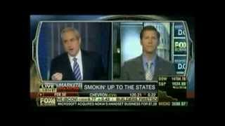 Dan Riffle Discusses Department of Justice Announcement on Fox Business News