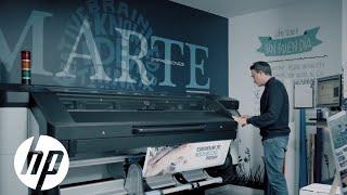 Marte Impresores se convierte en uno de los primeros usuarios de la nueva serie HP Latex 800 W
