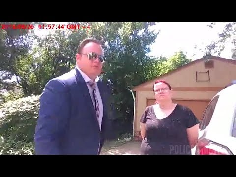 Police Confronts Reporters Seeking Interview at Rape Victim's House