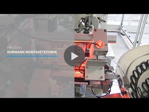 Die Ohrmann Montagetechnik GmbH vertraut seit 20 Jahren dem Blumenbecker Industriehandel. In dieser Zeit ist Blumenbecker vom reinen Lieferanten für Industriebedarf zum geschätzten Partner bei der Prozessoptimierung geworden.