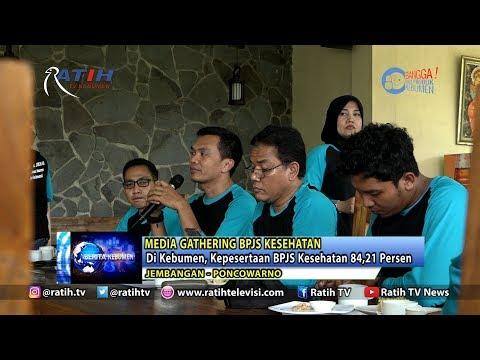 Media Gathering BPJS Kesehatan Kebumen
