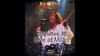 Angra live at Milão 1996 Carolina IV com Percursão