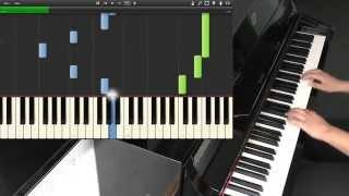 Enya - Watermark (Piano Tutorial)