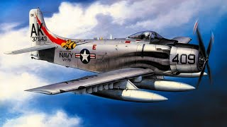 Discovery Channel   Great Planes   Douglas A 1 Skyraider
