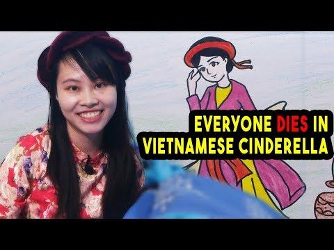 Vietnamese Cindarella is Incredibly Dark
