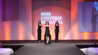 Miss Universe Bulgaria 2013 highlights and crowning of Veneta Krasteva