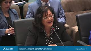 Pension & Health Benefits Committee - Part 2 on March 19, 2019