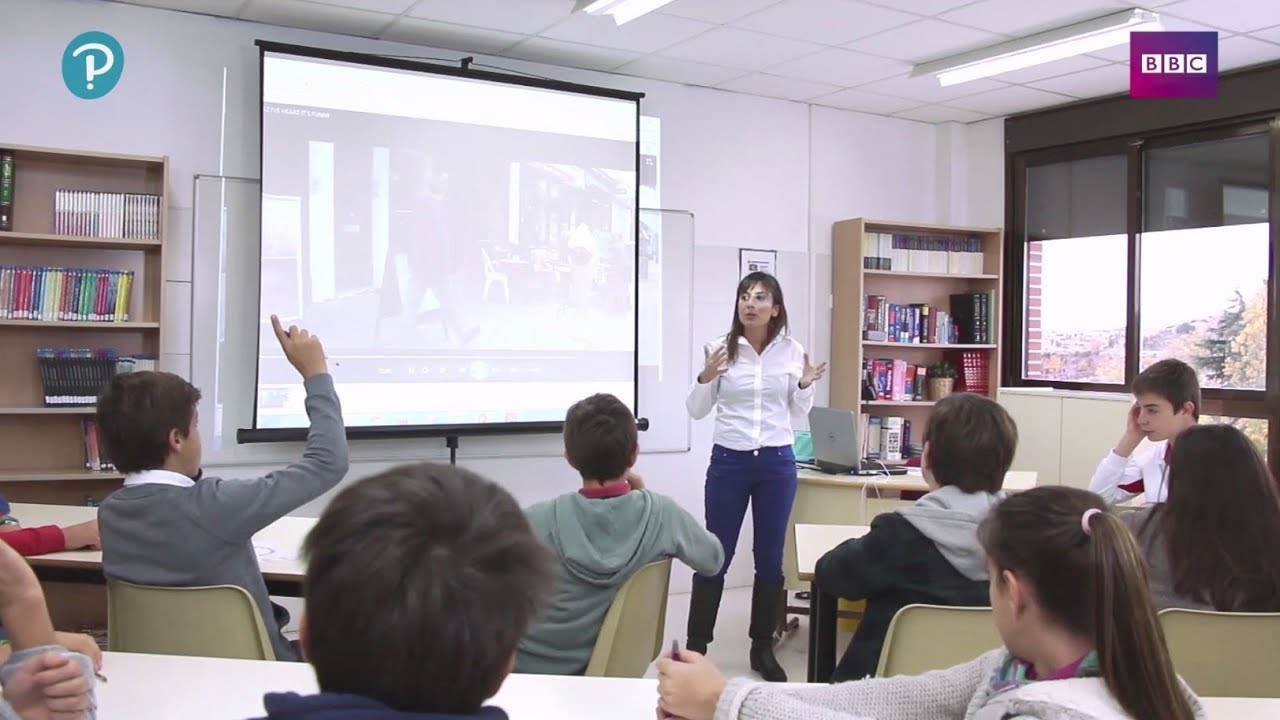 Wider World - Using Drama Videos in the ELT Classroom