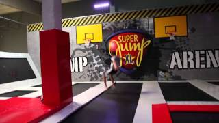 preview picture of video 'Super Jump xl Dortmund -  Freerunning trainingday | Brotherarts'