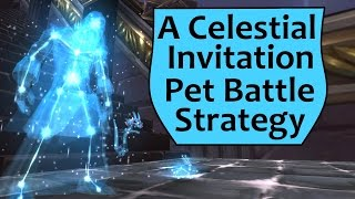 Celestial Invitation - Algalon the Observer Pet Battle Strategy Guide
