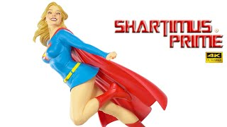 DC Collectibles Supergirl Frank Cho DC Cover Girls DC Comics Edited 4K Statue Review