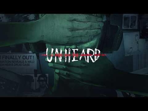 UNHEARD - Official Trailer - NEW spin on the Mystery Game Genre thumbnail