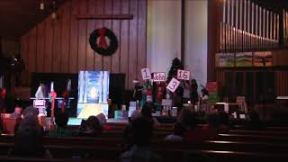 """FPC Christmas Play, """"Give Love""""; Children's & Zoe Zone Puppets Ministries; Sunday"""