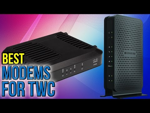 10 Best Modems For TWC 2017