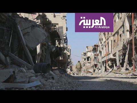 العرب اليوم - شاهد: رحلة المخاطر لتقفي آثار وكنوز سورية المنهوبة