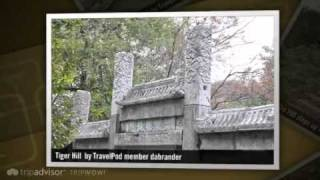 preview picture of video 'Tiger Hill and Grand Canal Dabrander's photos around Suzhou, China (tiger hill suzhou china)'