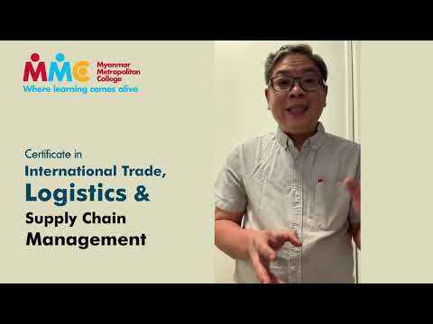 Certificate in International Trade, Logistics and Supply Chain ...