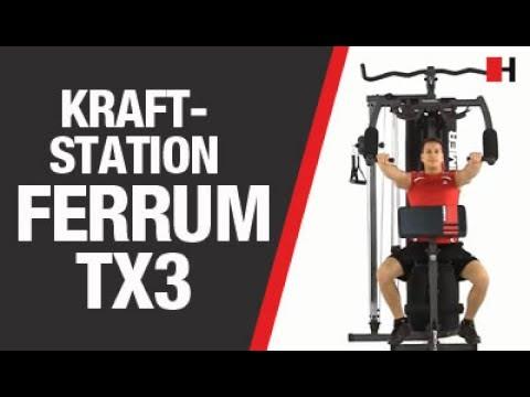 Treeningkeskus Hammer Ferrum TX4