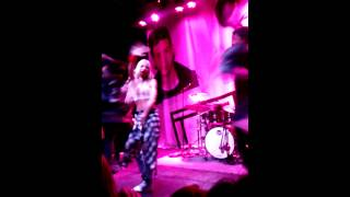 On my mind Pia Mia Live