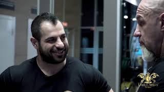 Команда LAC :Ашот  Каграманян и Сергей Карандашов