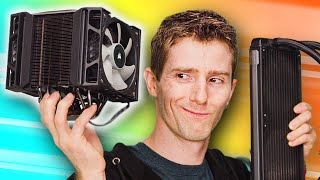 Even Corsair Knows Air Cooling is Better - A500 Review