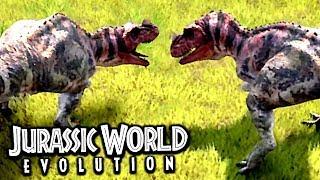 Jurassic World Evolution - CERATOSAURUS FIGHT?! - New Missions! - Jurassic World Evolution Gameplay