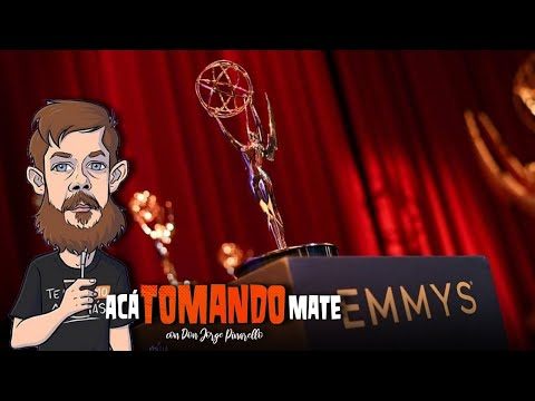 Acá Tomando Mate y Viendo las Nominaciones a los Emmy 2019