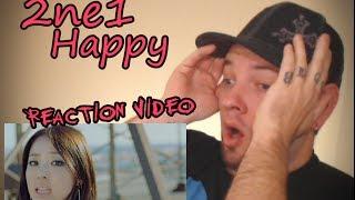 2ne1 - Happy  Kpop MV Reaction (뮤직비디오) (리액션) BlackJack Daraling