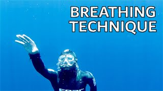 How to avoid a blackout   PROPER BREATHING after surfacing
