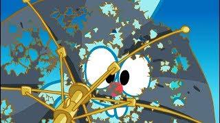 Биография зонтика - Смешарики 2D |Мультфильмы для детей