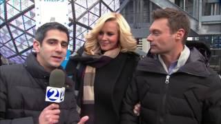 Adam Wurtzel Interviews Ryan Seacrest and Jenny McCarthy