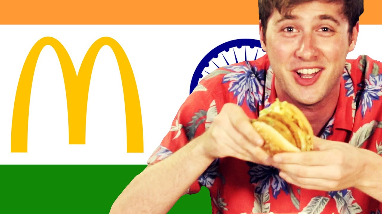 Americans Try Indian McDonald's thumbnail
