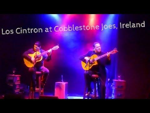 Entre Dos Aguas - Live at Cobblestone Joes by Los Cintron