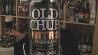 Oskar Blues Brewery - Old Chub Nitro - HopZine Beer Review