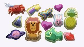 Městečko záhad - Mabelin průvodce samolepkami. Na Disney Channel!