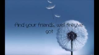 Angus and Julia Stone - Take You Away (Lyrics) (Night Flight 2014 OST)