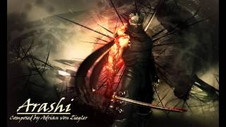 Ninja Metal - Arashi (嵐)