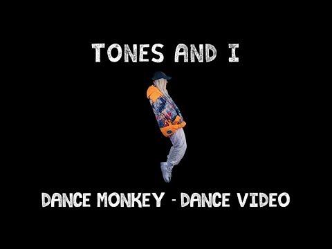 TONES AND I - DANCE MONKEY (DANCE VIDEO)
